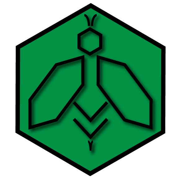 Méherős logó
