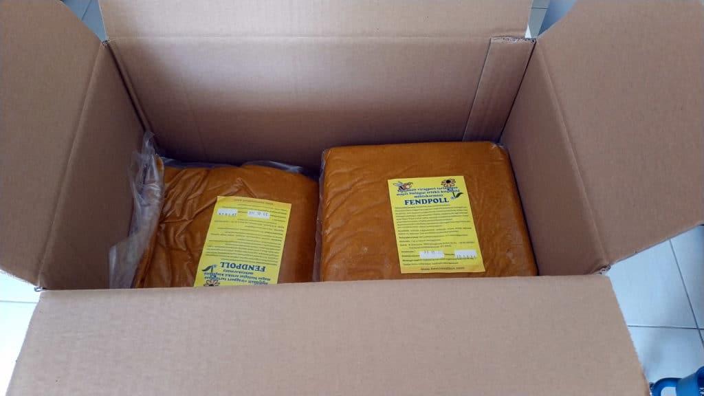 Fendpoll dobozban 2