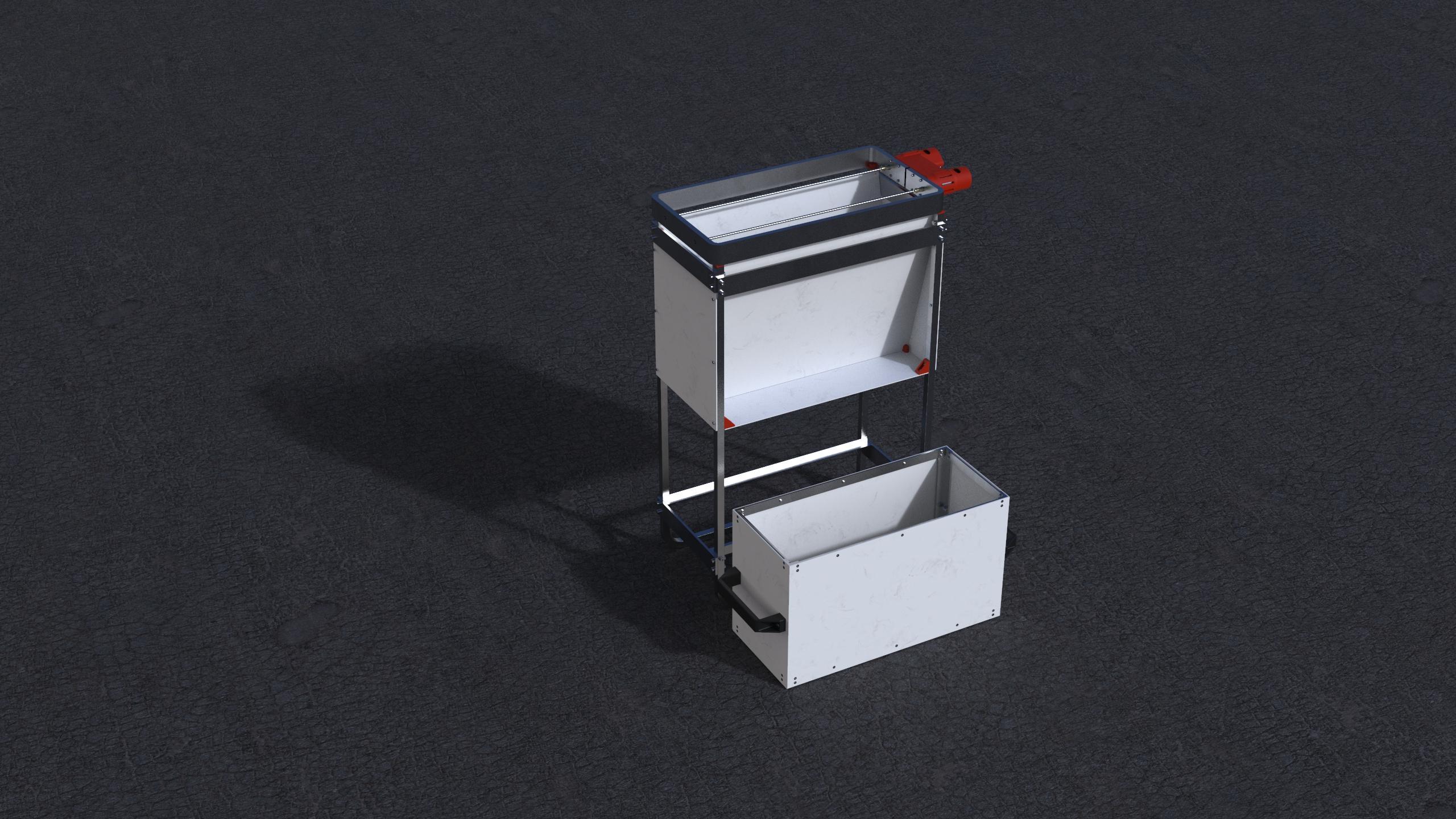 BeeNovation méhleseprő gép